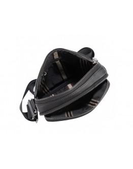Сумка мужская черная на плечо NA50-1570A