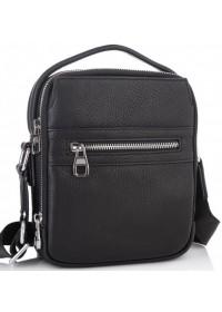 Небольша черная сумка - борсетка Tiding Bag NA50-190-1A