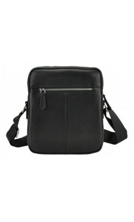 Черная кожаная сумка на плечо NA50-2018-2A