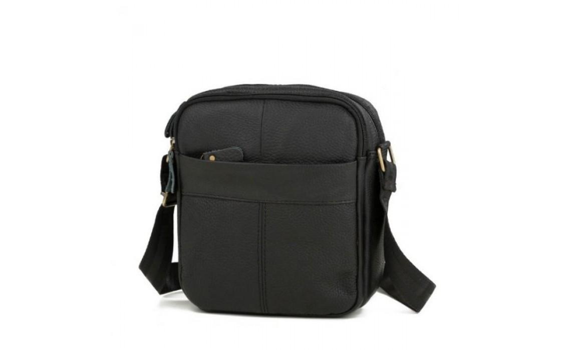 Мужская кожаная недорогая сумка. Как выбрать качественную вещь