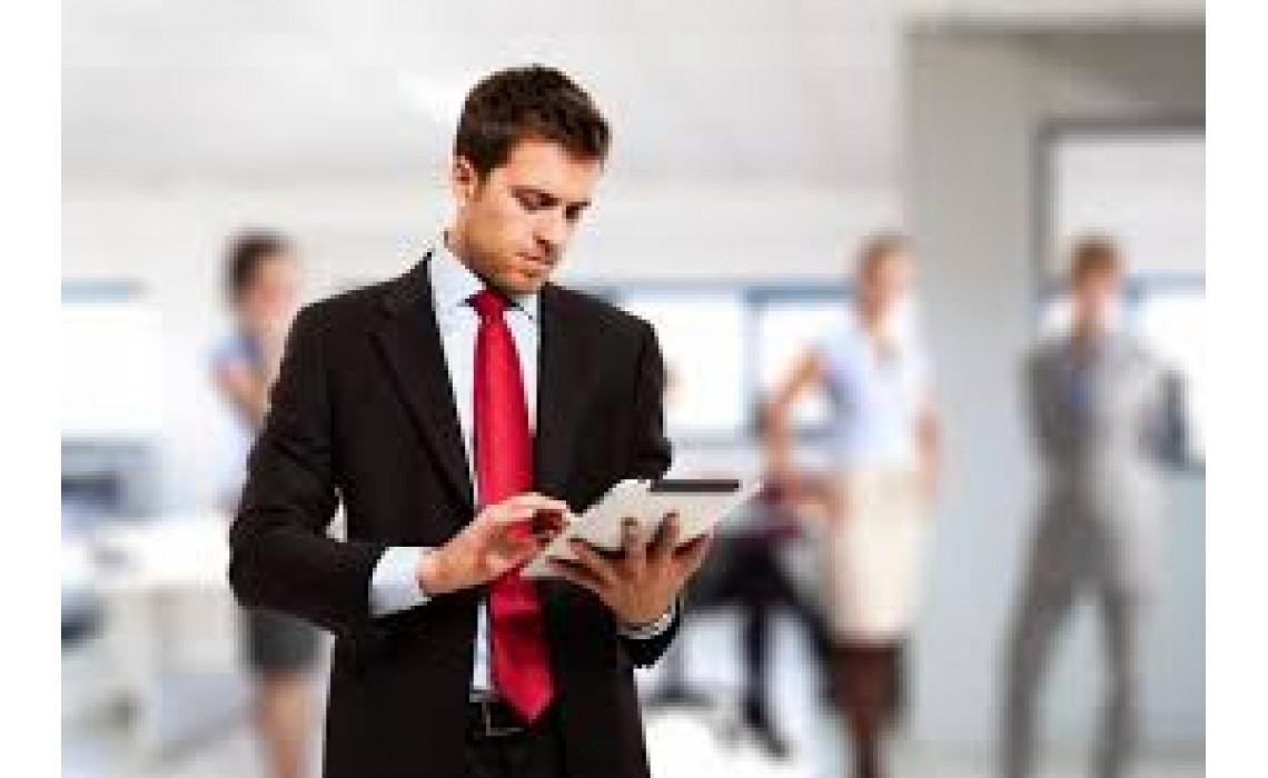 Необходимый набор аксессуаров каждого бизнесмена.
