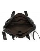 Фотография Удобный и добротный мужской кожаный портфель 77122A-3