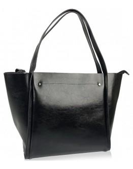 Черная женская сумка Grays GR-8813A