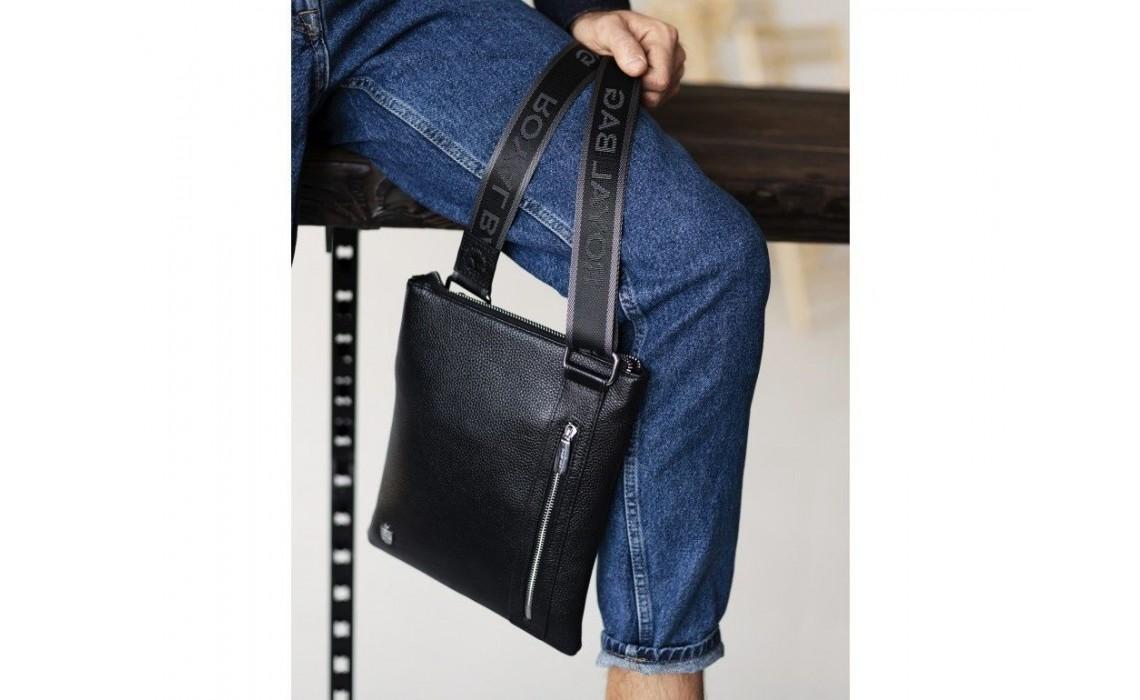 Мужская молодежная сумка - правила выбора