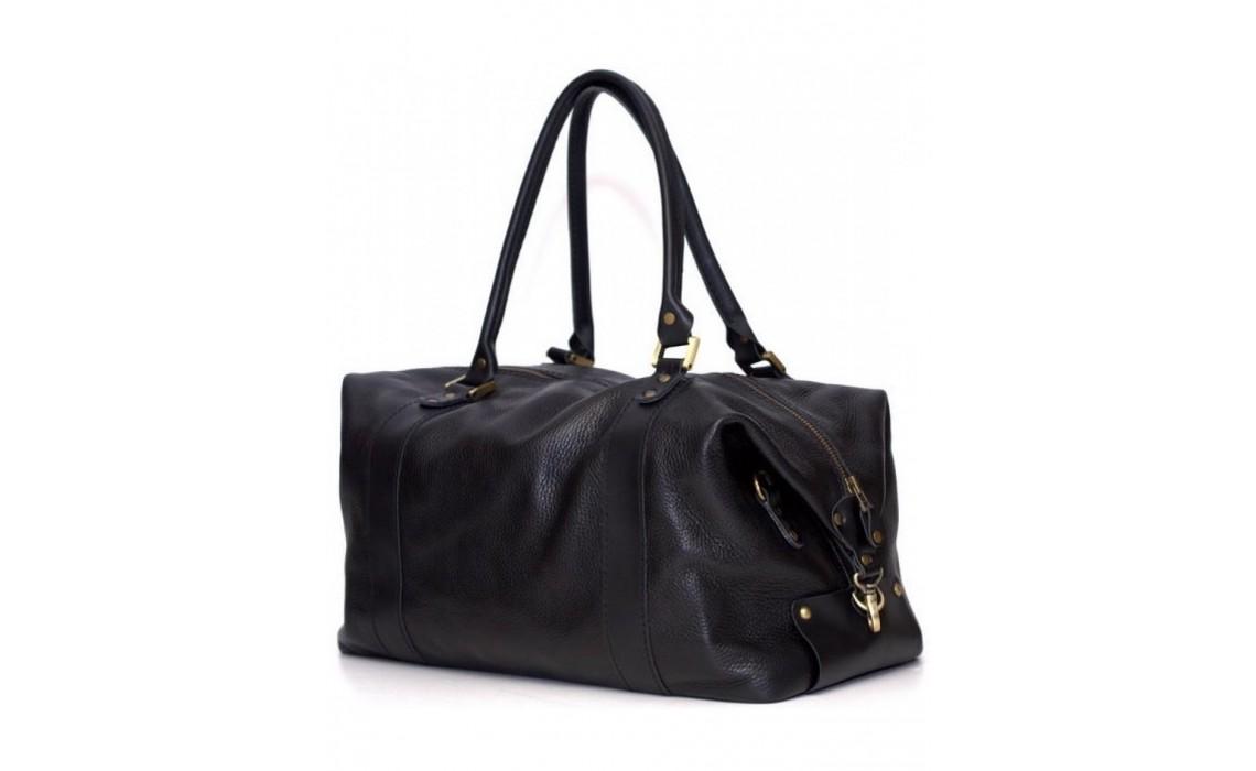 Дорожная сумка из натуральной кожи - на что обратить внимание