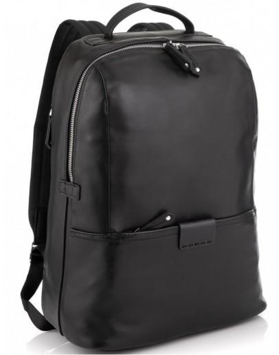 Фотография Мужской черный рюкзак Tiding Bag NM29-88056A