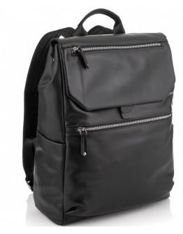 Вместительный кожаный мужской рюкзак Tiding Bag NM29-88066A