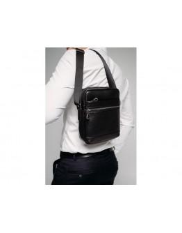 Черная мужская сумка на плечо Tiding Bag NM29-88078A
