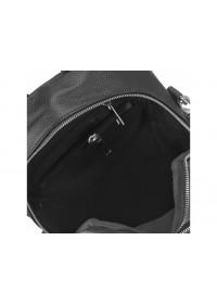 Черный женский рюкзак Olivia Leather NWBP27-006A