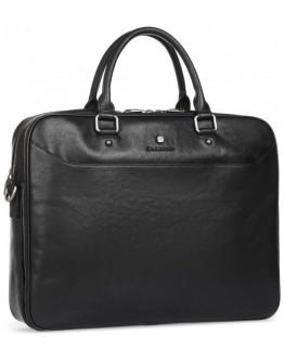 Элитная мужская кожаная деловая сумка для мужчин Blamont P5912061