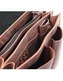 Фотография Стильная кожаная сумка на плечо Manufatto pochtaljon-71