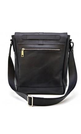 Мужская кожаная вертикальная сумка формата А4 RA-1811-4lx