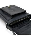 Фотография Мужская кожаная вертикальная сумка формата А4 RA-1811-4lx