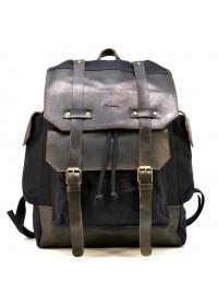 Серый мужской вместительный тканевый рюкзак Tarwa RAc-6680-4lx