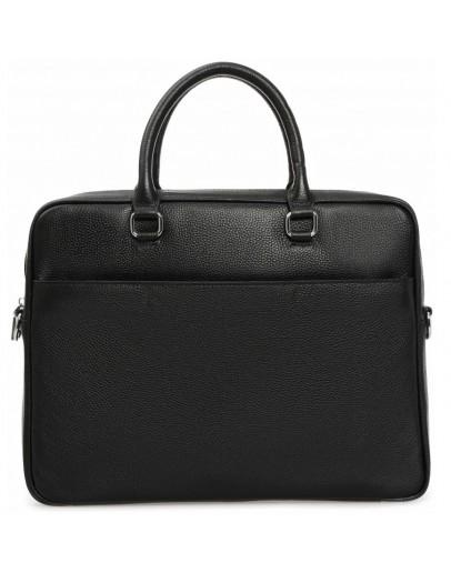 Фотография Черная деловая мужская сумка Royal RB-015A-1