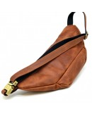Фотография Мужская кожаная винтажная поясная сумка Tarwa RB-3036-4lx