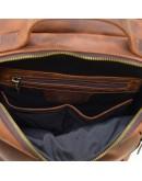 Фотография Винтажный оригинальный мужской кожаный рюкзак Tarwa RB-3072-3md
