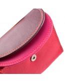 Фотография Женский кожаный кошелечек Visconti RB126 Zanzibar (Plum Multi)