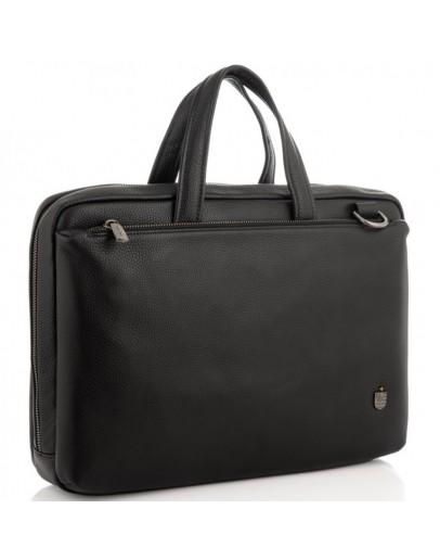 Фотография Деловая кожаная сумка для документов Royal RB29-88212-3A