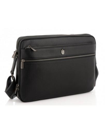 Фотография Вместительная кожаная сумка на пояс Royal Bag RB2970051