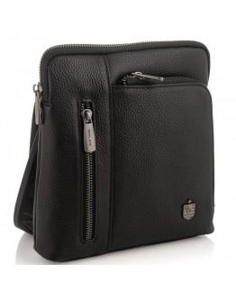 Кожаная мужская сумка на плечо Royal RB2970091