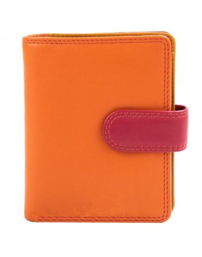 Фотография Женский оранжевый рюкзак Visconti RB40 Bali c RFID (Orange Multi)