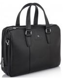 Фотография Мужская кожаная деловая сумка для города Royal RB50031