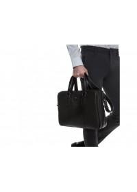 Мужская кожаная деловая сумка для города Royal RB50031