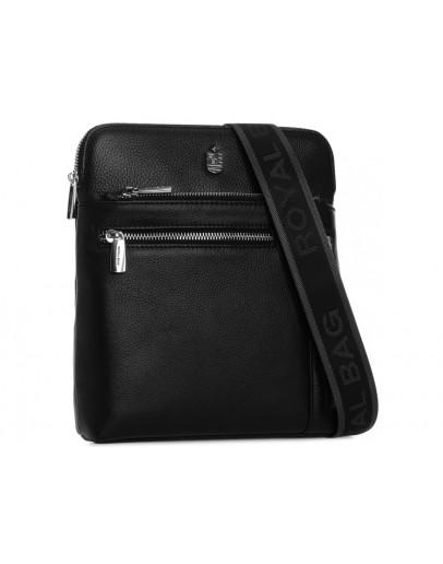 Фотография Планшетка кожаная мужская сумка через плечо Royal RB70141