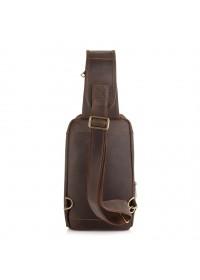 Коричневый мужской винтажный слинг Tarwa RC-0910-4lx