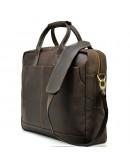 Фотография Коричневая мужская сумка для ноутбука Tarwa RC-1019-4lx