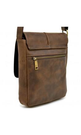 Мужская сумка на плечо кожаная Tarwa RC-1301-3md
