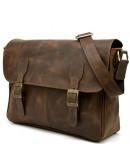 Фотография Большая мужская сумка на плечо для ноута и документов Tarwa RC-7022-3md