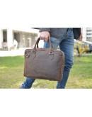 Фотография Мужская деловая кожаная сумка мужская Tarwa RC-8839-4lx