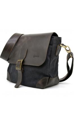 Серо-коричневая удобная городская сумка Tarwa RG-1309-4lx