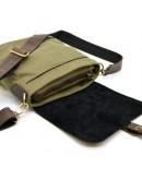 Фотография Хаки-коричневая мужская городская сумка Tarwa RH-1309-4lx