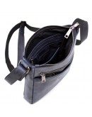 Фотография Мужская сумка на плечо синяя Tarwa RK-1300-3md