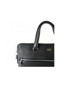 Черная мужская сумка для документов Ricardo Pruno RP-F-A25F-9157-1A
