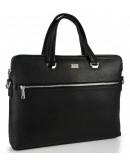 Фотография Черная мужская сумка для документов Ricardo Pruno RP-F-A25F-9157-1A