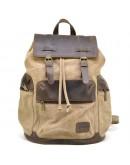 Фотография Большой мужской рюкзак песочного цвета Tarwa RSc-0010-4lx