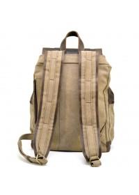 Большой мужской рюкзак песочного цвета Tarwa RSc-0010-4lx