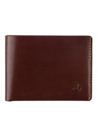 Коричневое портмоне мужское Visconti RW49 Dollar (Brown)