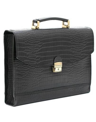 Фотография Классический элегантный кожаный портфель Manufatto s1-1