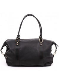 Добротная вместительная  мужская дорожная сумка Manufatto s1