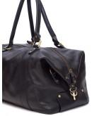 Фотография Кожаная мужская сумка для командировок Manufatto s1black