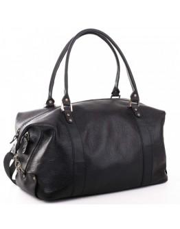 Кожаная мужская сумка для командировок Manufatto s1black
