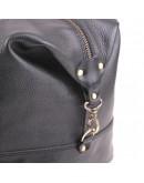Фотография Мужская дорожная сумка черного цвета Manufatto s22