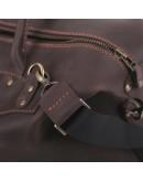 Фотография Мужской кожаный коричневый саквояж Manufatto s3 brown