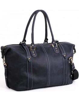 Синяя мужская сумка для командировок Manufatto s55 blue