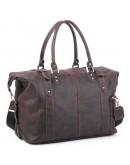 Фотография Коричневая мужская сумка для ручной клади Manufatto s55
